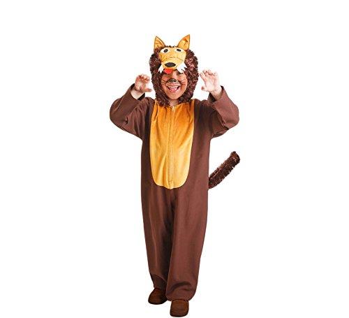 Imagen de disfraz de lobo niño talla 2 3 años