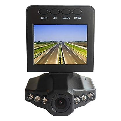 Godagoda-25in-Auto-Kamera-DVR-Unfalldatenspeicher-Aufnahmewinkel-90–OHNE-SD-Karte-105-62-20mm