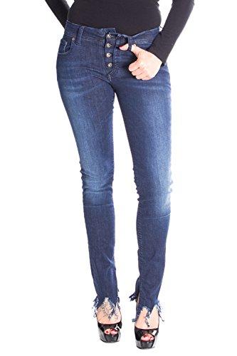 Please SCHLANKE Frauen Jeans P86 Skinny Stretch l Denim