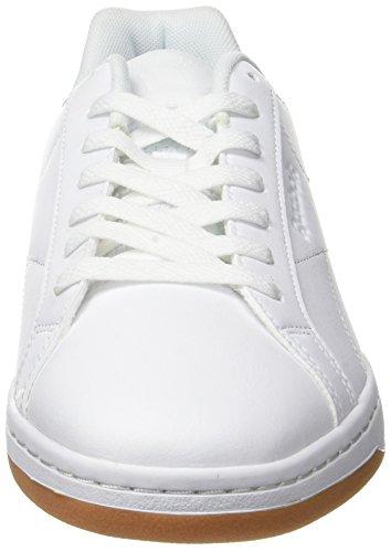 Reebok Bs5800, Scarpe da Ginnastica Uomo Bianco (White / White / Gum)