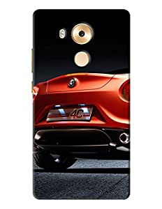 Back Cover for Huawei Mate 8