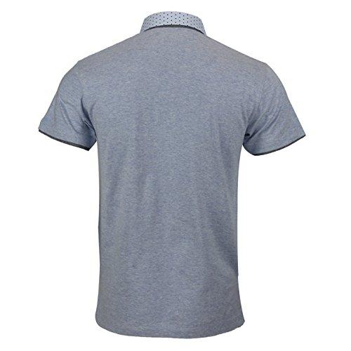 St Marks Herren Poloshirt * Blau