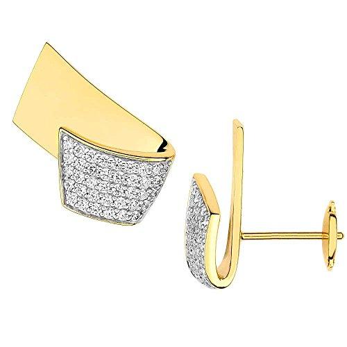 guy-laroche-earrings-gold-plated-cubic-zirconia-ptx307bz