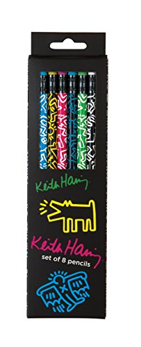 Keith Haring Pencil Set: Create Lively Palettes for Every Room