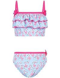 Accessorize Bikini imprimé flamants roses - Fille