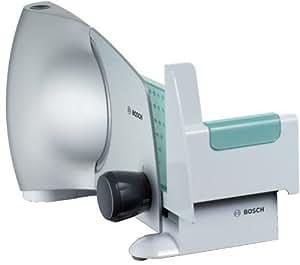 Bosch MAS6200N Affettatrice, Colore Metallizzato, 110W