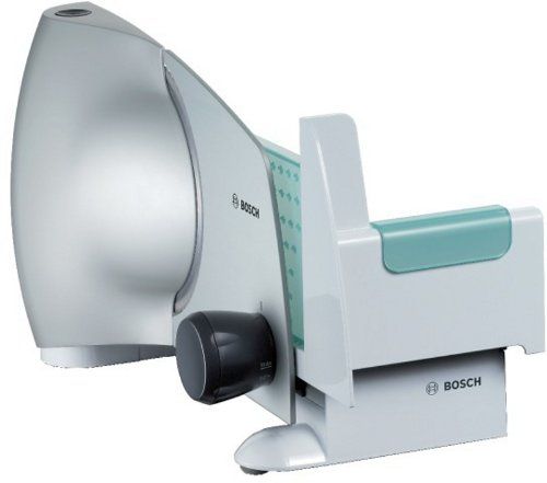 Bosch MAS6200N - Cortafiambre, 110 W, color plata