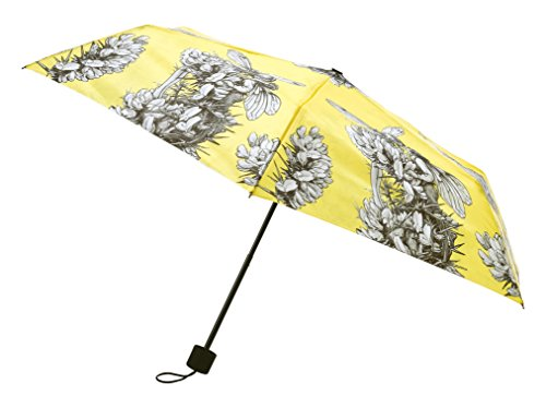 Flower Fairies Fairies Gorse Umbrella Paraguas plegable, 92 cm, Varios colores (Multicolor)