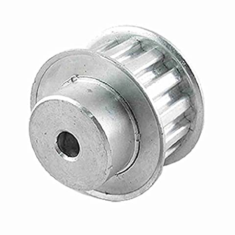 Move&Moving(TM) Double Flange L Type Belt Synchronous 14 Tooth 3/8