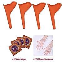 Gentle Touch 0377/Einweg Vinyl Handschuh blau Gr/ö/ße M