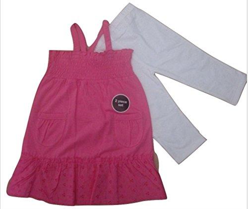 Mädchen Kleid/Tunika &LEGGINGS -, 2-3 Jahre (Leggings Cherokee)