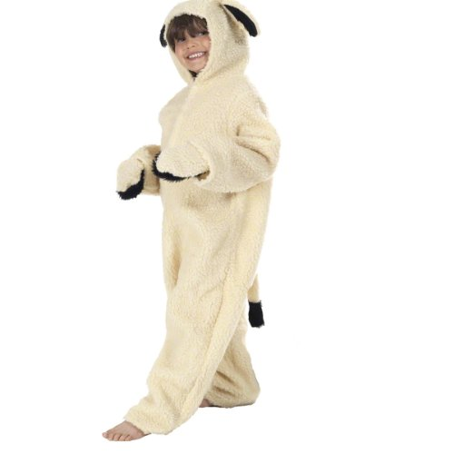 Childs Animal Costume: Lamb - 6-8 years (128cm)