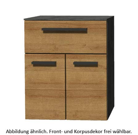 PELIPAL Solitaire 9025 Highboard/HB 60-02 / Comfort E