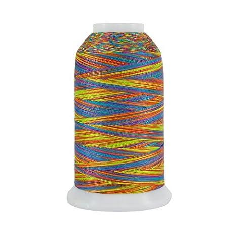 Superior Threads 121029XX921 Cleopatra 3-Ply 40W King Tut Cotton Quilting Thread, 2000 yd
