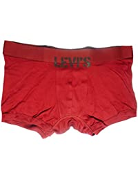 Levi's 100 Series Men Trunk Pack of-1 (Red) L