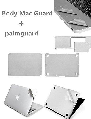 zzll151 0.5 meistverkaufte Splitter Ultra Slim voller Körper-Schutz und mit Palmguard-Paket für MacBook Retina 15,4 Zoll KKKAOOL