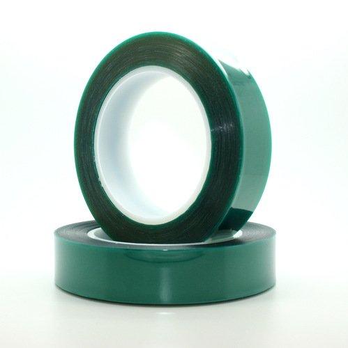Preisvergleich Produktbild Vital Parts Abdeckbank, 25,4mm, Hohe Temperaturbeständigkeit, Polyester-Band, Pulverbeschichtung, Abdeckband