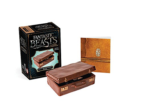Fantastic Beasts and Where to Find Them: Newt Scamander's Case: With Sound par Running Press