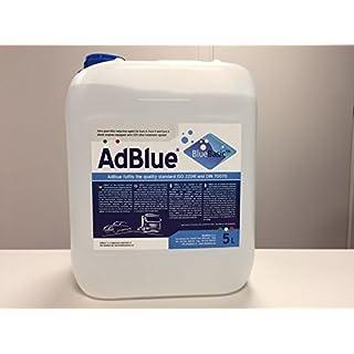 BLUEBASIC 5L Kanister mit AdBlue by Ausgießer