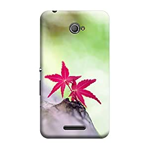 Ebby Premium Printed Back Case Cover With Full protection For Sony Xperia E4 (Designer Case)