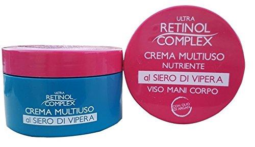 retinol-complex-crema-multiuso-nutriente-siero-di-vipera-corpo-mani-viso