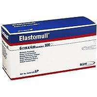 Elastomull 6 cmx4 m 45251 Elastische Fixierbinde, 100 St preisvergleich bei billige-tabletten.eu