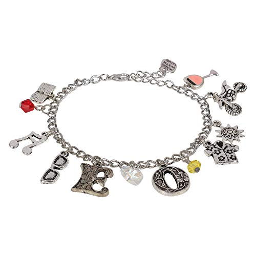 Imagen de accessorisingg br259  pulsera de abalorios con texto en inglés call me by your name