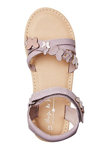 next Sandales Papillon (Maternelle Fille) Standard Fille Lilas