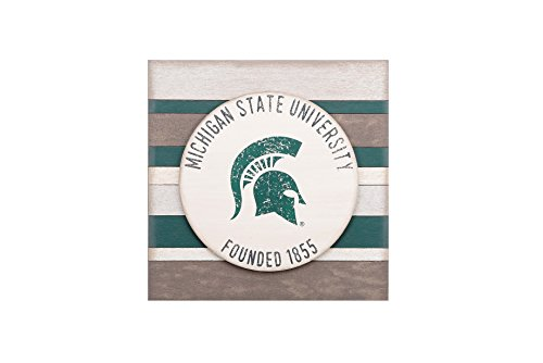 Glory Haus Michigan State Vintage Board, Multicolor