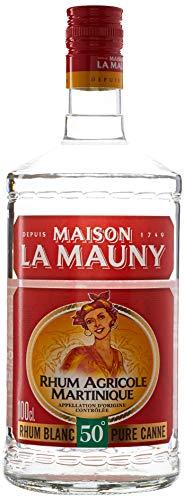 La Mauny Rhum Blanc de Martinique 1L