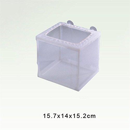 Ruyi&JixiangKleine Aquatic isolierte abnehmbare Schraffur Box