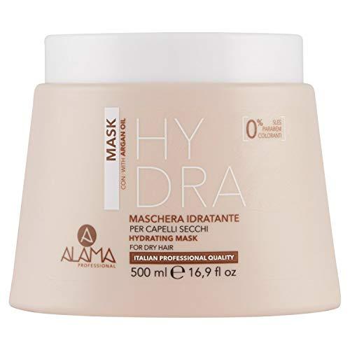 Scheda dettagliata Alama Professional HYDRA Maschera Idratante per Capelli Secchi 500 ml