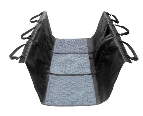 Preisvergleich Produktbild Hunter Auto-Schutzdecke Comfort, schwarz, 145x145 cm