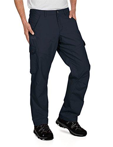 Jack wolfskin northpants evo pantalon pour homme Bleu - Bleu marine
