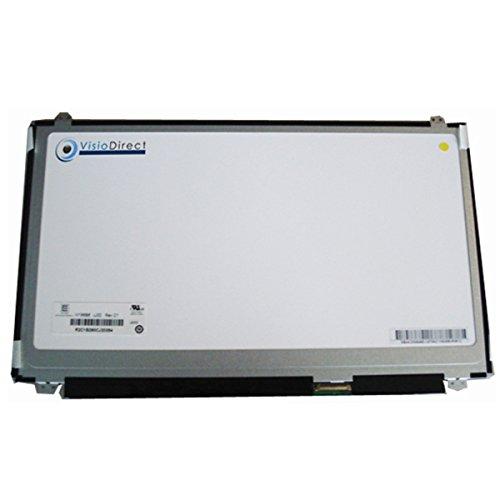 "Bildschirm LCD Display 15.6"" LED für Laptop HP COMPAQ Omen 15-AX237NF 1920X1080 40PIN -VISIODIRECT-"