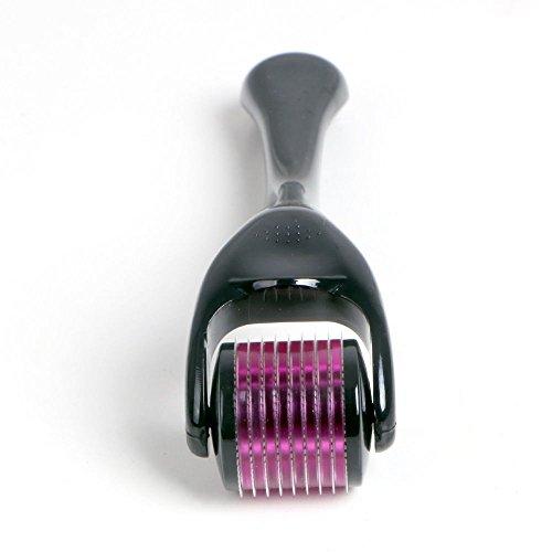 Derma Roller, lanowo 0,5mm Professionelle Mikronadel 540beatuy Nadel Roller (Professionelle Microneedle Roller)