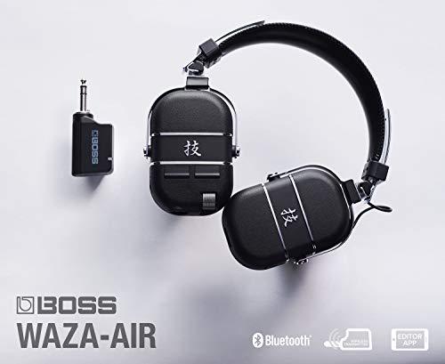 BOSS Waza-Air kabelloses Gitarren-Kopfhörersystem