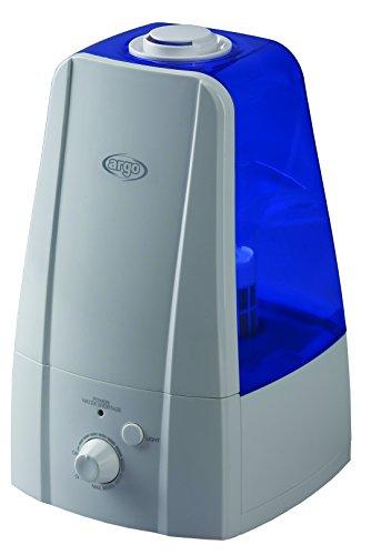 Argoclima Drop, umidificatore ad ultrasuoni da 25 watt e 4,5 litri