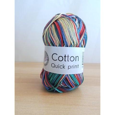 Grundl 861-188 - Matassa di lana per lavori a maglia, della gamma