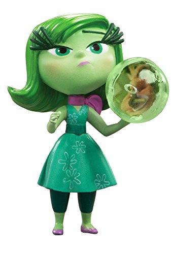 Inside out Small Figura, Disgust