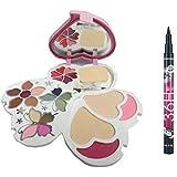 ADS 3957 Makeup Kit with Sketch Pen Waterproof Eyeliner