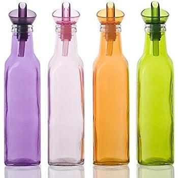Öl und Essig Flasche 750cc Ölspender Essigspender Behälter Essigbehälter