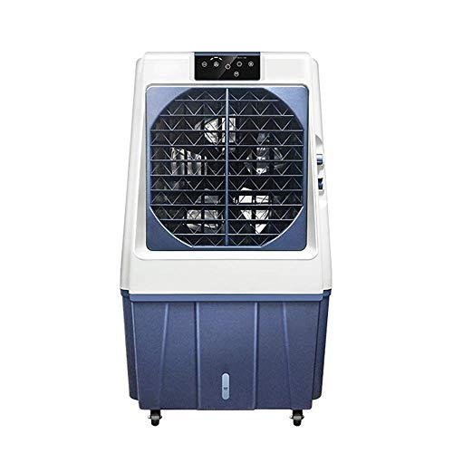 Fans Folding Air Cooler Industrial Water-Cooled Mobile Air Conditioner Household Air Conditioning Commercial Small Cooling Fan-220W