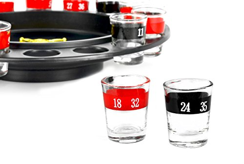 Wanted-HY0383-Drink-Roulette