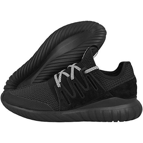 Adidas Schuhe Tubular Radial Herren core black-core black-vintage white (S76719)