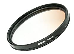 Dorr 67mm Tobacco Graduated Color Filter