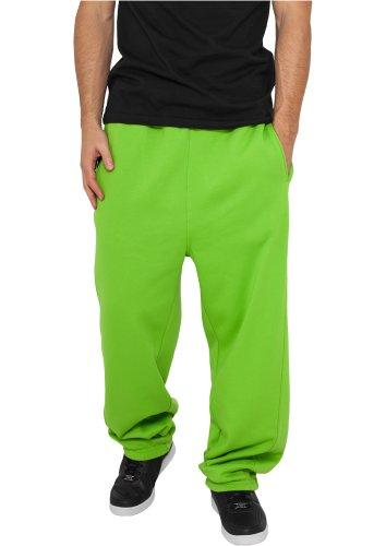 Urban Classics Pantalon de survêtement pour homme Limegreen