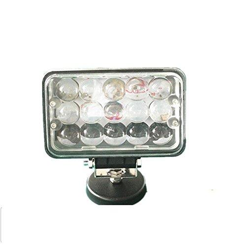 45w Flut (45W 4D Objektiv SUV LKW Technik Beleuchtung LED-Arbeits-Licht)