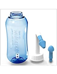YunNasi Nettoyage Nasal Nez Douche Nasale Hydratation et Irrigation 300ml