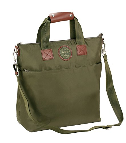 The Bridge Wayfarer Business Aktentasche Handtasche Groß Shopper Schultertasche Tasche Bag